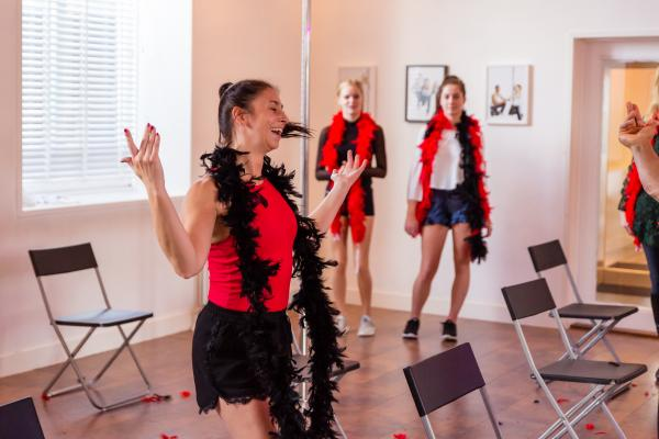 Workshop Burlesque in Groningen